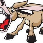 depositphotos_31896219-stock-illustration-braying-donkey